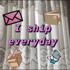 SHIP EVERYDAY💞